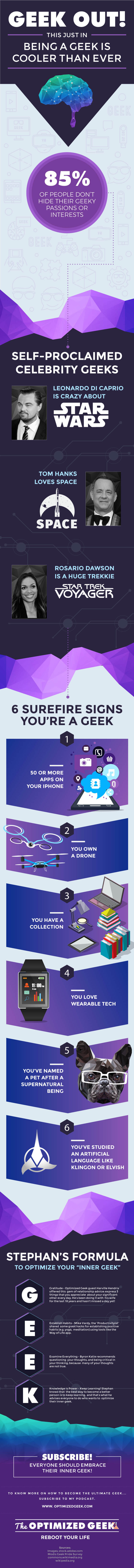 The Optimized Geek - Are you a Geek?